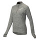 inov-8 Train Elite Mid LS Zip Shirt Women light grey